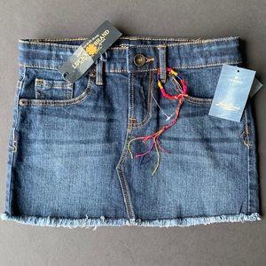 Lucky Brand Girls Denim Skirt